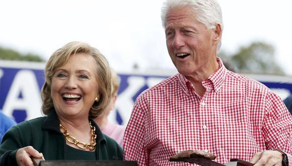 Bill Clinton y su rol en la lucha de Hillary por la Casa Blanca
