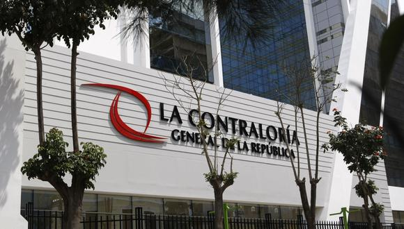 La Contraloría General de la República. (Foto: Andina)
