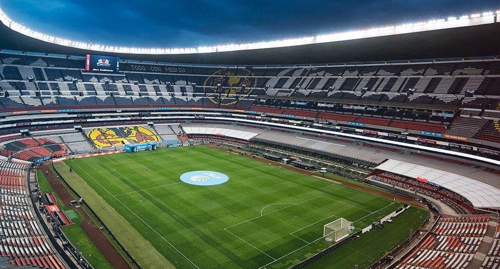 Cruz Azul vs. América en Liga MX. (Foto: AFP)
