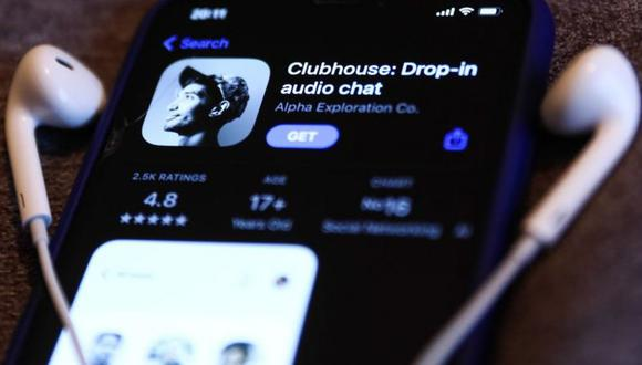 Clubhouse. (Foto: Nurphoto)