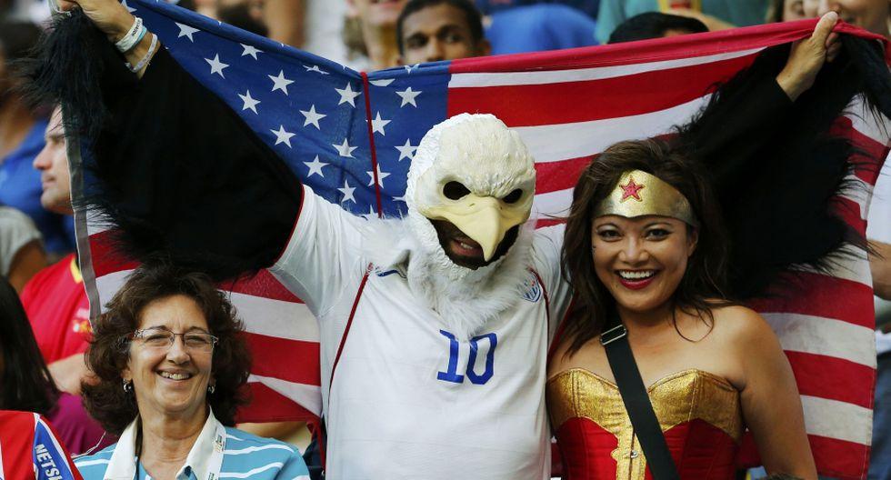 Bélgica vs. USA: 'Fellaini' y otras caras curiosas en Bahía - 9