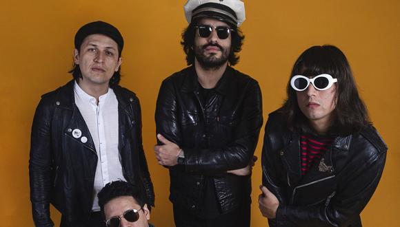 """Los Outsaiders presentaron su nuevo disco """"Tiempos de bronce"""". (Foto: @losoutsaiders)"""