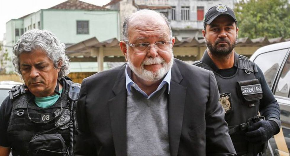 Leo Pinheiro, ex presidente de OAS, actualmente se encuentra recluido en su país por el Caso Lava Jato. (Foto: O Globo)