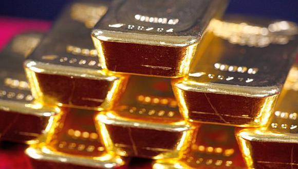 Producción de oro creció en octubre por primera vez en un año