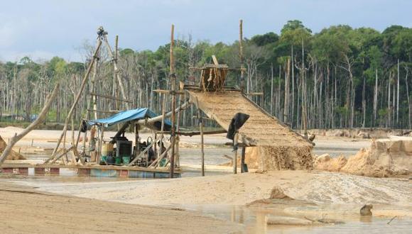 Congresistas rechazan proyecto de Aramayo sobre minería ilegal