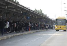Metropolitano: concesionarias expresan disponibilidad de diálogo ante disminución de buses alimentadores