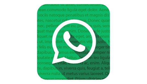 Conoce qué cosas nunca debes hacer en WhatsApp para que no te cierren la cuenta. (Foto: WhatsApp)