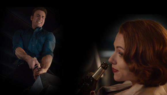 Marvel: ¿Por qué la Viuda Negra no levantó el martillo de Thor?