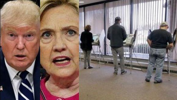 BBC: Los electores arrepentidos pueden cambiar su voto en EE.UU