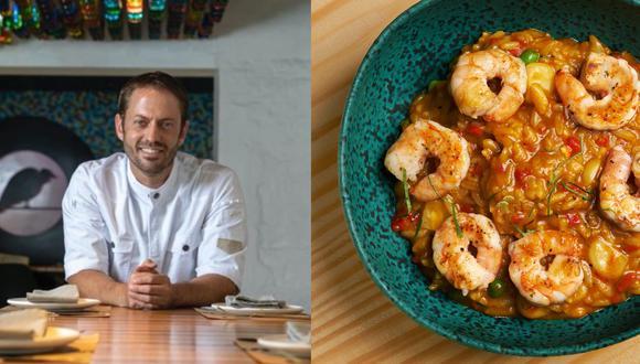 El cocinero James Berckemeyer abrió Cosme en 2015. Este año está nominado a los Premios Luces en la categoría de Mejor servicio de delivery junto a Astrid & Gastón, Demo Mérito, Fiesta, Mayo Comedor y Mayta.