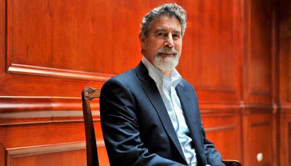 Francisco Sagasti es el nuevo presidente del Congreso. (Foto: GEC)