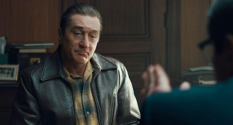 Frank Sheeran, más conocido como 'El Irlandés', es interpretado por Robert De Niro en la cinta de Scorsese. (Foto: Difusión)