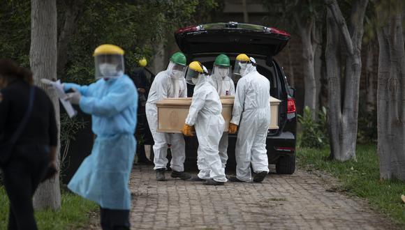El Minsa actualizó la cifra de contagios y fallecidos por COVID-19 en el país. (Foto: GEC)