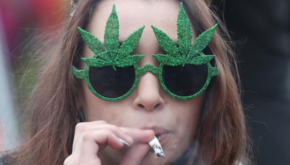 El consumo de marihuana será pronto legal en Canadá, y ya lo es en varios estados de EE.UU. (Foto: AFP)