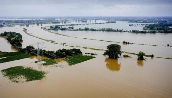 Alemania y Bélgica se encontrarían entre los más afectados. (Foto: AFP)