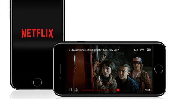 ¿Cómo llamar al servicio al cliente de Netflix? (Foto: Netflix)