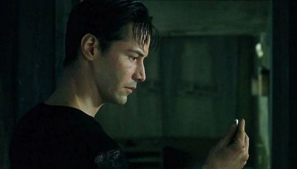 """Keanu Reeves se encuentra en Berlín para reanudar el rodaje de """"Matrix 4"""". (Foto: Warner Bros)"""