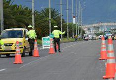'Pico y placa' en Colombia: las principales restricciones vehículares para hoy miércoles 22 de enero de 2020