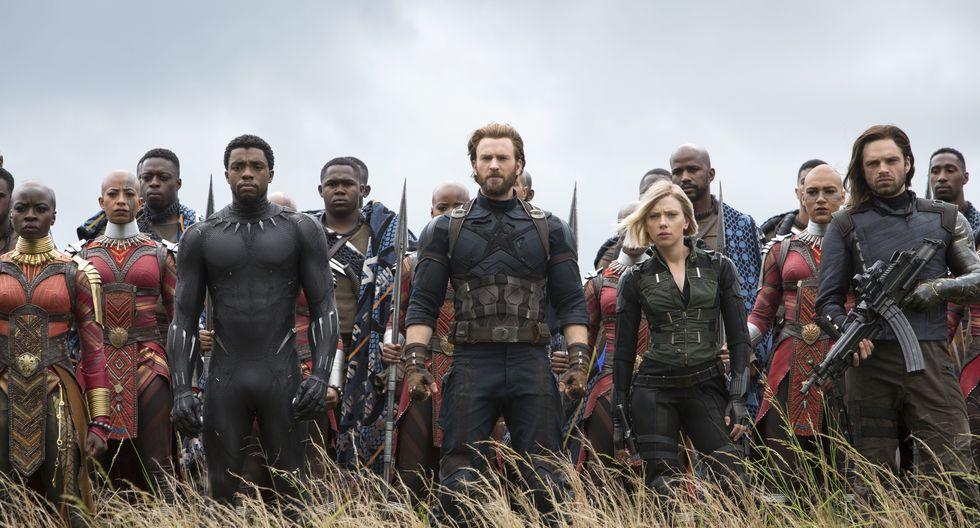 """Puesto: 04: """"Avengers: Infinity War""""- Recaudación a nivel mundial: $2,048.4 - Año: 2018."""