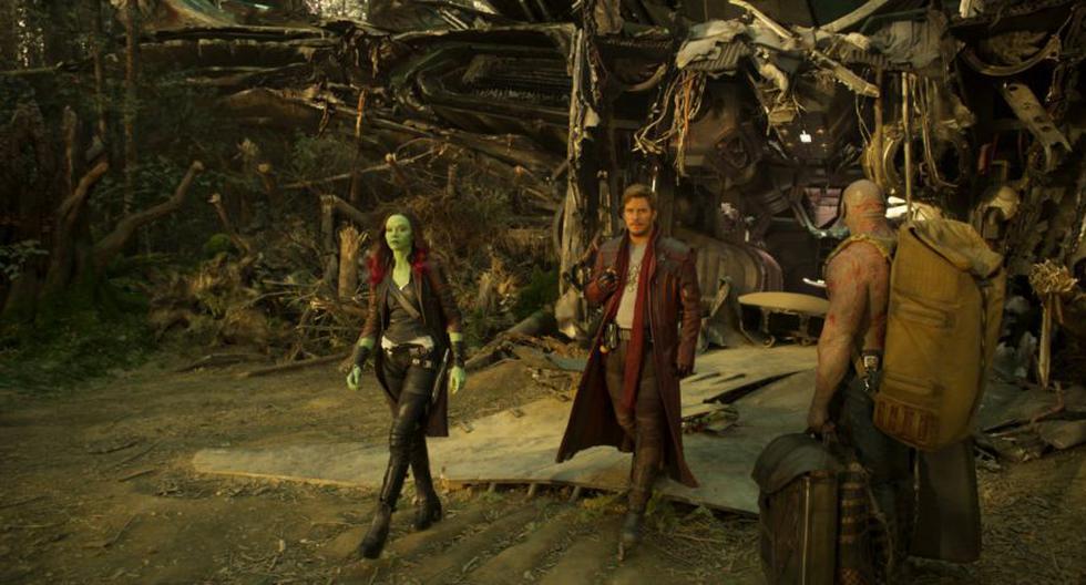 """""""Guardianes de la galaxia 2"""": imágenes y tráiler de la secuela - 6"""