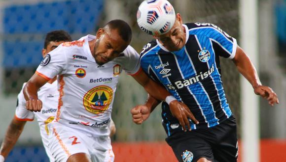 Goles de Gremio frente a Ayacucho: mira las anotaciones del cuadro brasileño por Copa Libertadores   VIDEOS