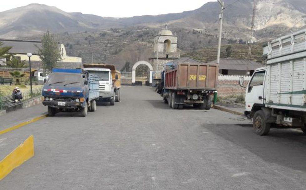 Erupción del volcán Ubinas: autoridades y población evalúan evacuación