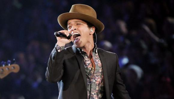 Bruno Mars en Lima: conoce cuánto costarán las entradas