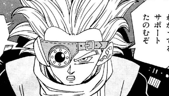 """Granola apareció en el último episodio del manga de """"Dragon Ball Super"""" (Foto: Shueisha)"""