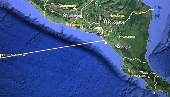 Estados Unidos detecta un posible tsunami cerca de la frontera entre El Salvador y Nicaragua y pide evacuación.
