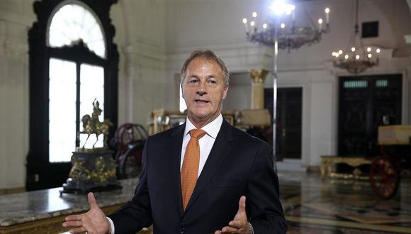 Jorge Muñoz es el alcalde electo de Lima.  (Foto: EFE)
