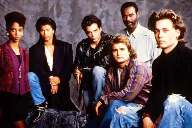 """On """"21 Jump Street"""" Johnny Depp acted as part of a team of youthful-looking detectives who infiltrated schools to fight crime.  (Photo: Fox)"""