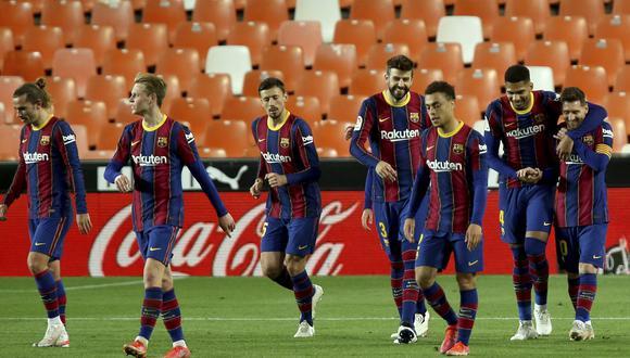 Tabla LaLiga Santander EN VIVO: Barcelona ganó y se metió a la pelea por el liderato