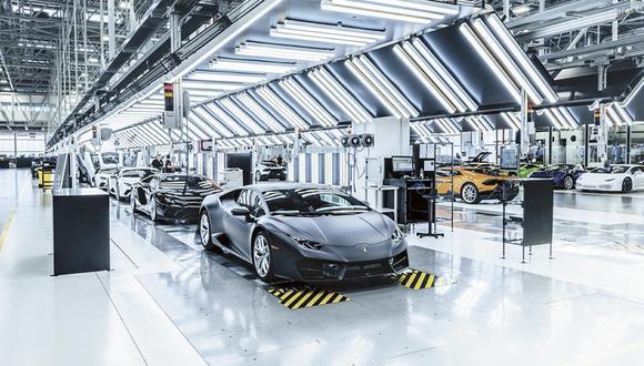 En Sant'Agata Bolognese preparan la llegada de un nuevo modelo. Podría ser un Lamborghini diseñado para las competencias en circuito o la variante más extrema de la SUV Urus. (Fotos: Lamborghini).