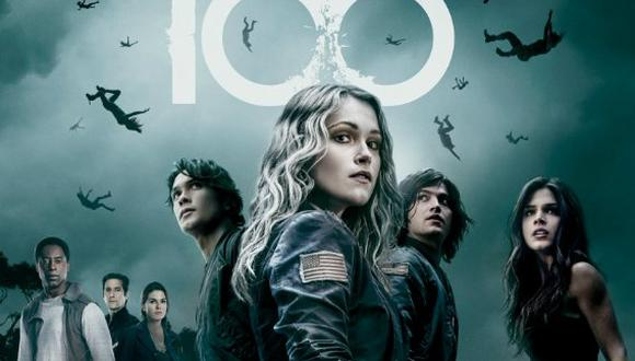 """La Temporada 7 de """"The 100"""" ya se estrenó en los EE.UU. (Foto: The CW)."""