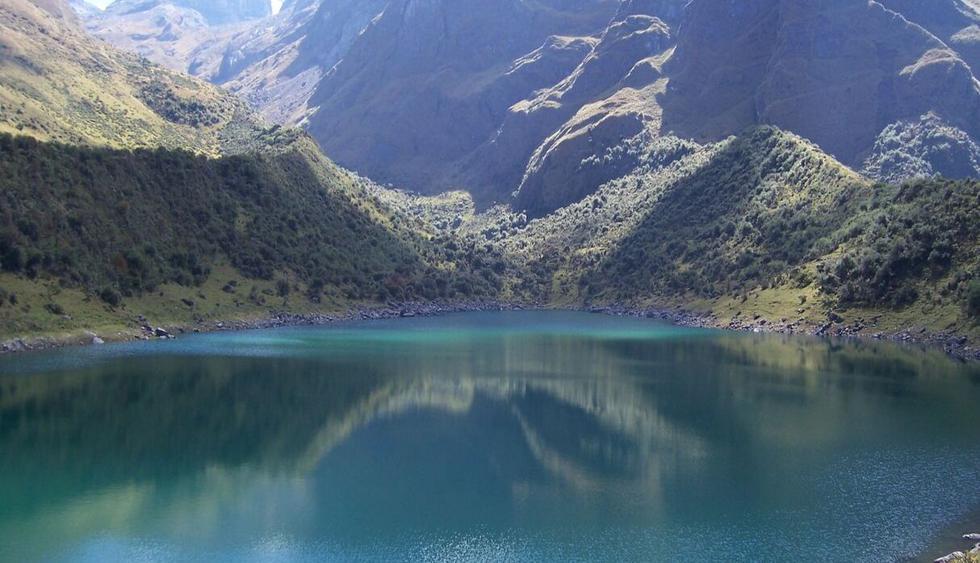 El Santuario Nacional Ampay cuenta con una laguna hermosa. (Foto: Archivo / El Comercio)