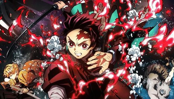 """""""Demon Slayer: Mugen Train"""" dominó la taquilla en Japón desde su lanzamiento inicial el otoño pasado. Ahora está listo para llegar a esta parte del planeta (Foto: Ufotable)"""