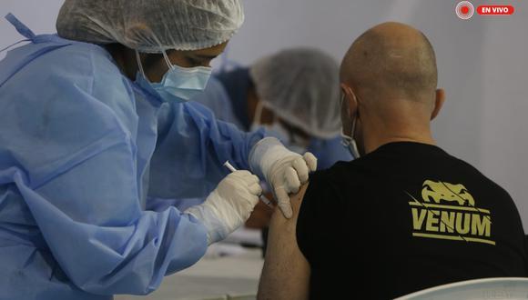 Últimas noticias del coronavirus en Perú, vacunación, cronograma, cifras del Minsa y más del 29 de agosto. FOTO: Violeta  Ayasta/ @photo.gec