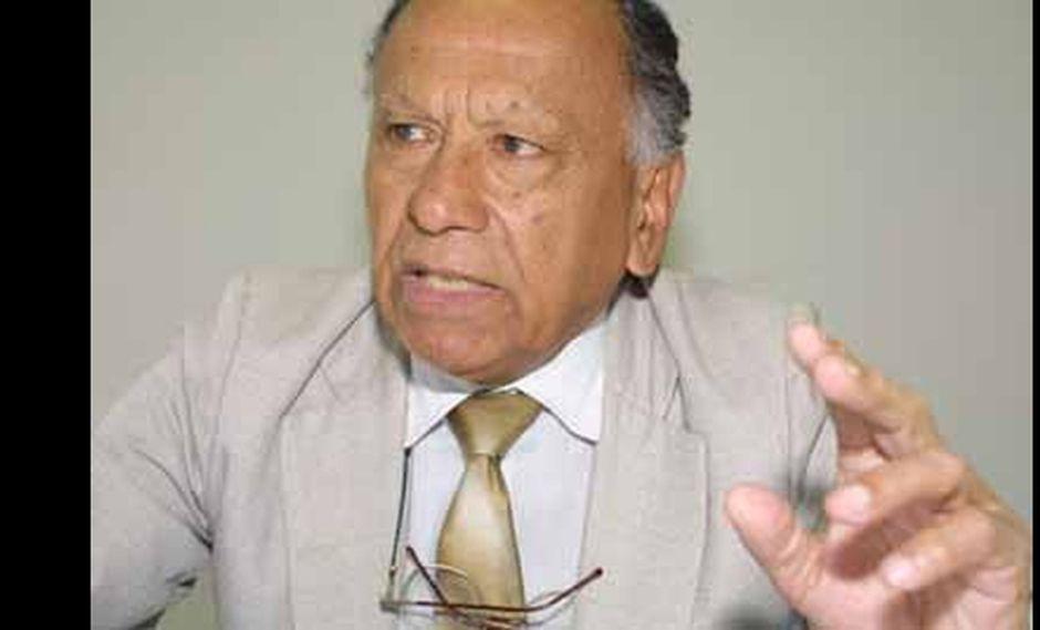 El último domingo falleció José Chiarella, técnico que dirigió a Perú en la Copa América 1979 y que ese año estuvo involucrado en una supuesta falsificación de partidas de nacimiento. (Foto: Archivo El Comercio)
