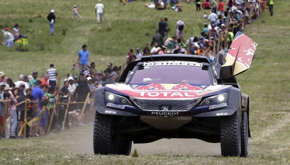 Dakar 2018: Peugeot se despide con tres victorias consecutivas. (Foto: AFP)