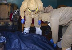 Ecuador registra 124.129 casos y 11.044 muertes por la coronavirus