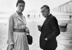 Los amores esenciales: Jean Paul Sartre y Simone de Beauvoir