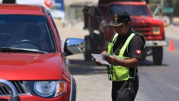Tumbes: hijo de candidato fue detenido tras fugar en su auto