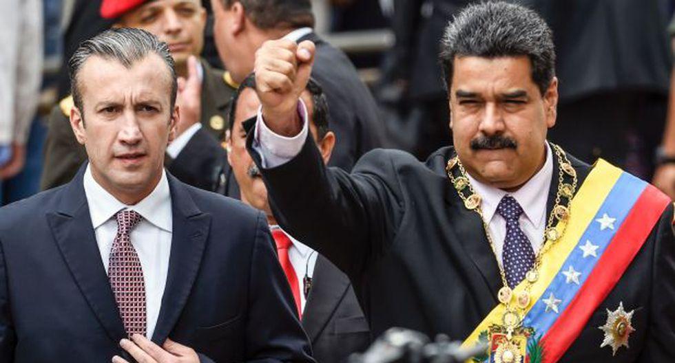 Venezuela: vicepresidente denuncia complot contra Maduro