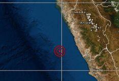 IGP tras sismo de magnitud 5,4 en Áncash: en 2021 funcionará el sistema de alerta temprana