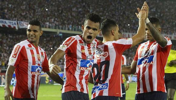 Junior se impuso por 4-1 ante Medellín por la ida de la final de la Liga Águila.El encuentro se desarrolló en el Estadio Metropolitano Roberto Meléndez (Foto: agencias)