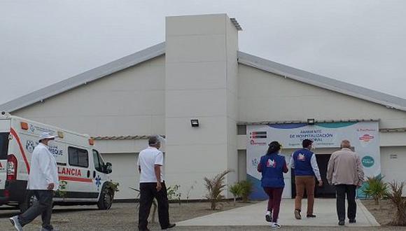 Lambayeque: Defensoría indica que no hay camas UCI en los hospitales de la región (Foto: Defensoría del Pueblo)