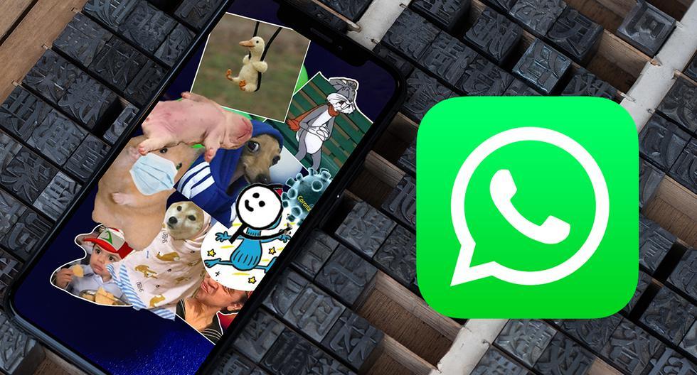 FOTO 1 DE 3 | ¿Quieres colocar todos tus stickers en tus estados de WhatsApp? Conoce cómo hacerlo. | Foto: WhatsApp (Desliza a la izquierda para ver más fotos)