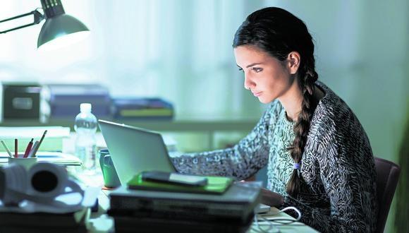 La calidad de las clases virtuales en posgrado sería la misma que en presencial, según expertos y alumnos. (Foto: Getty Images)