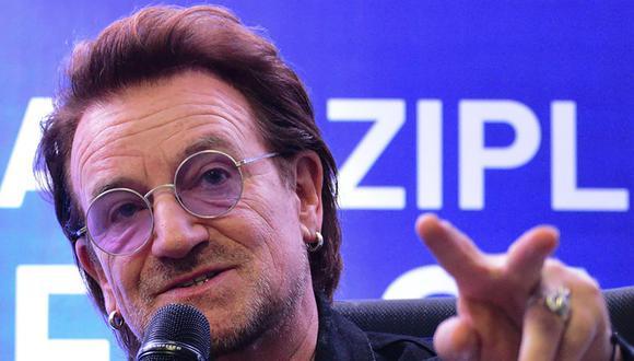 """Ni U2 ni Bono habían sacado música inédita desde 2017, cuando salió al mercado su último disco, """"Songs of Experience"""". (Foto: AFP)"""