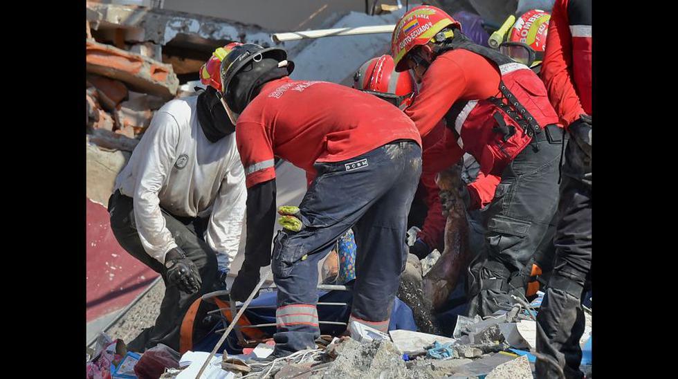 Terremoto en Ecuador: La desesperada búsqueda de sobrevivientes - 15